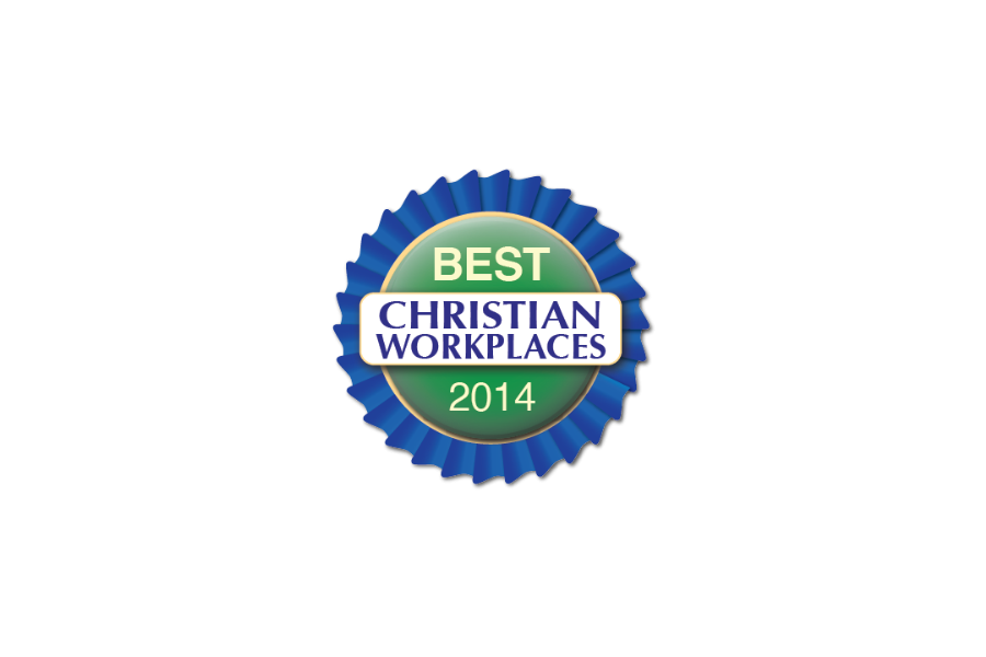 Best Christian Workplaces for 2014