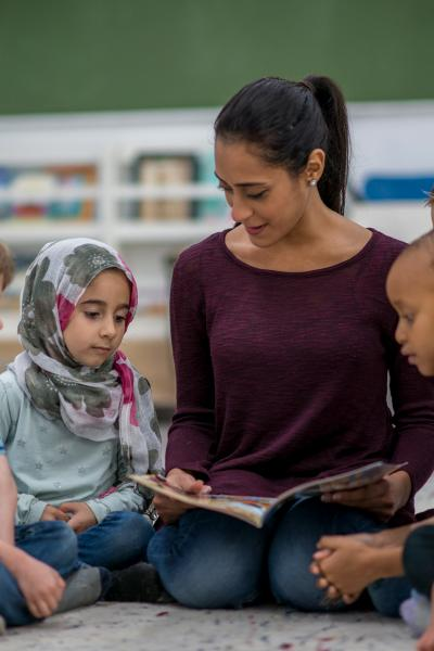 Master of Arts in Education: English Language Learners  – Indiana Only